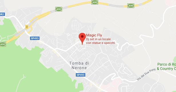 Magic Fly Discoteca Roma