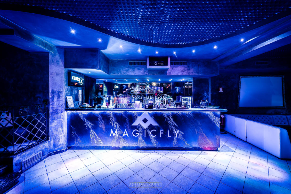 bar discoteca magic fly second room - roma nord